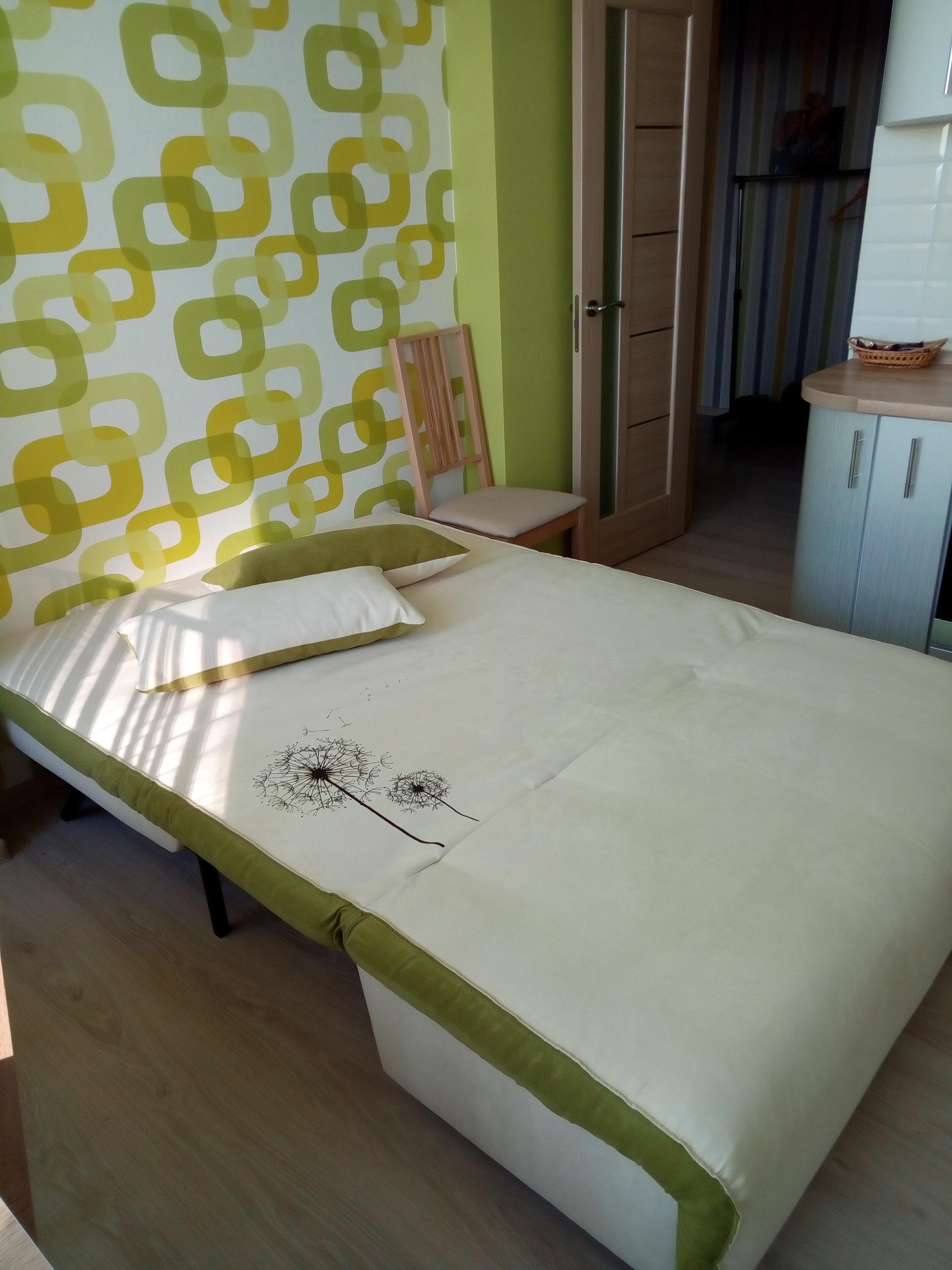 Диван-кровать Novelty 02 (Новелти), спальное место 1м
