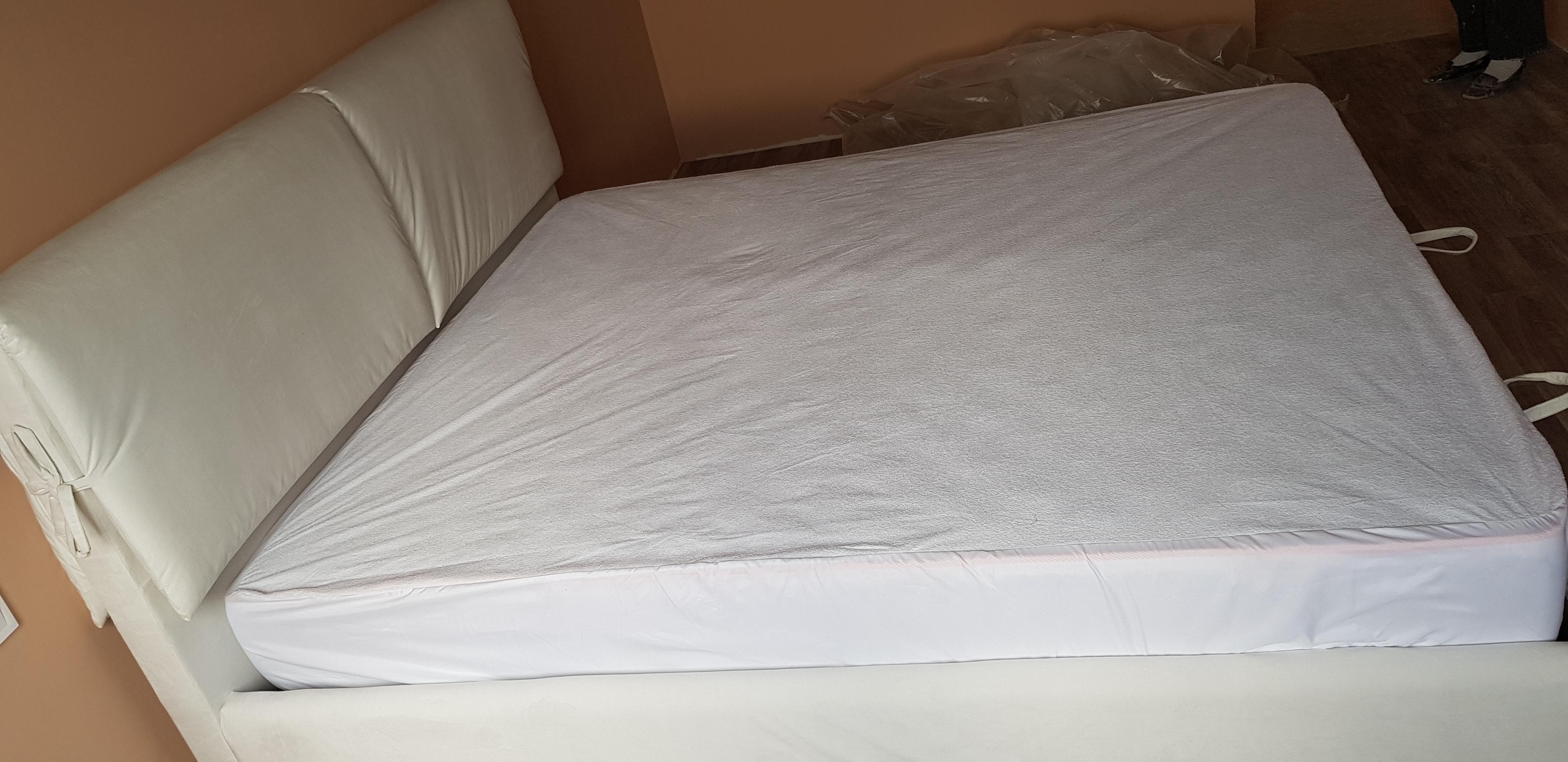 """Двуспальная кровать """"Мари"""" с подъемным механизмом 180*200"""