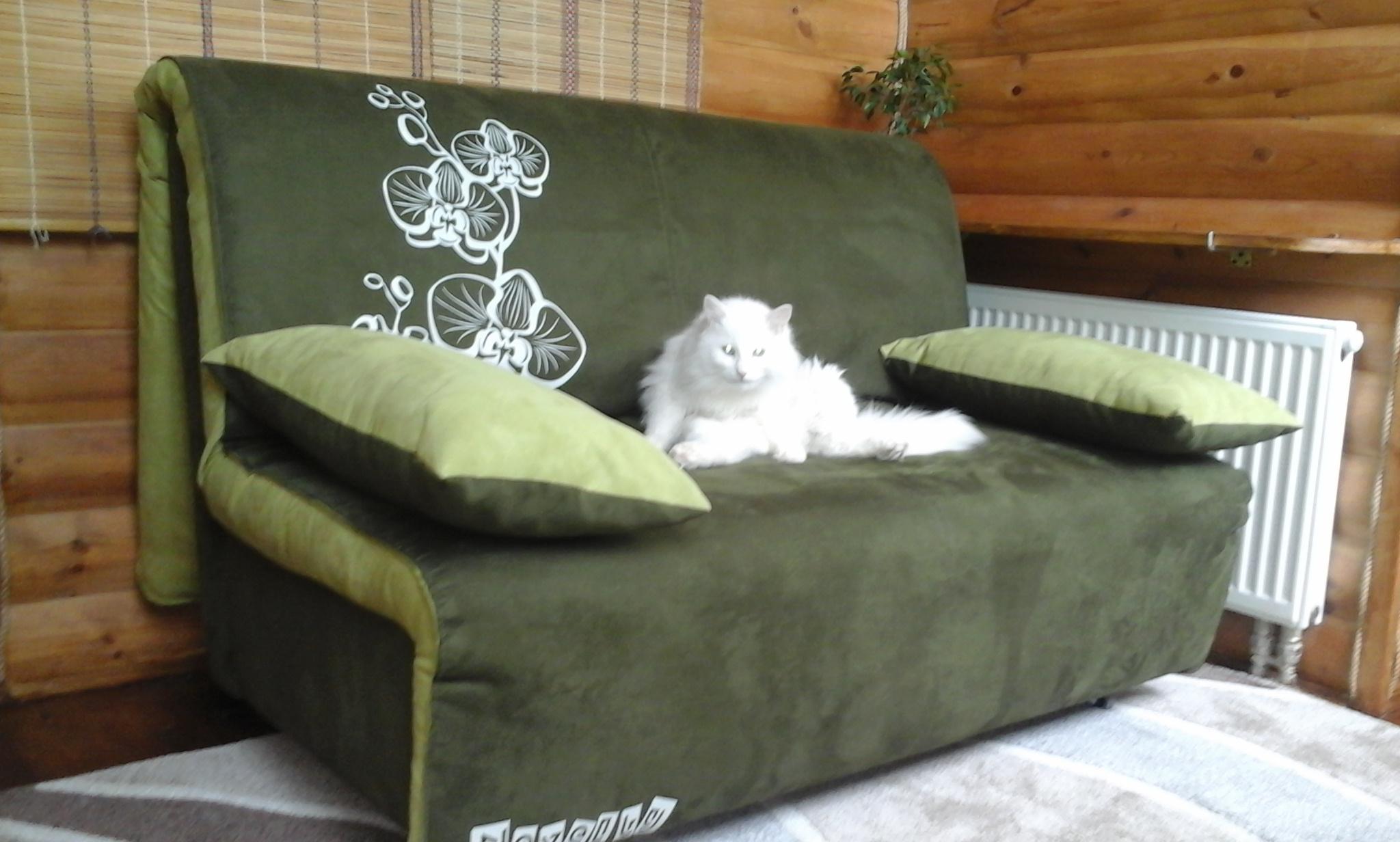 Диван-кровать Novelty 02 (Новелти), спальное место 1м и 1,2м