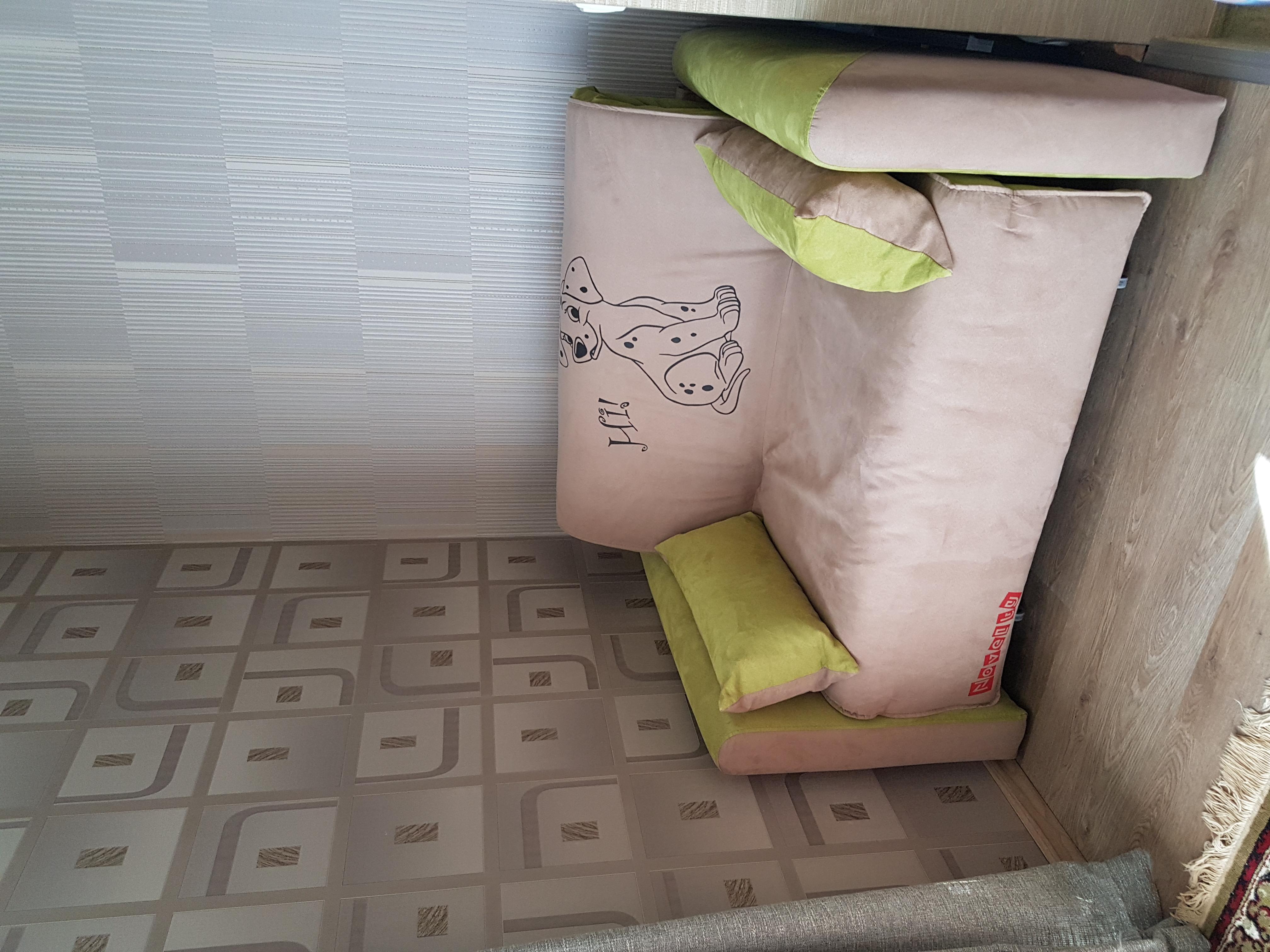 Диван-кровать Max (Макс),  спальное место 1м и 1,2м
