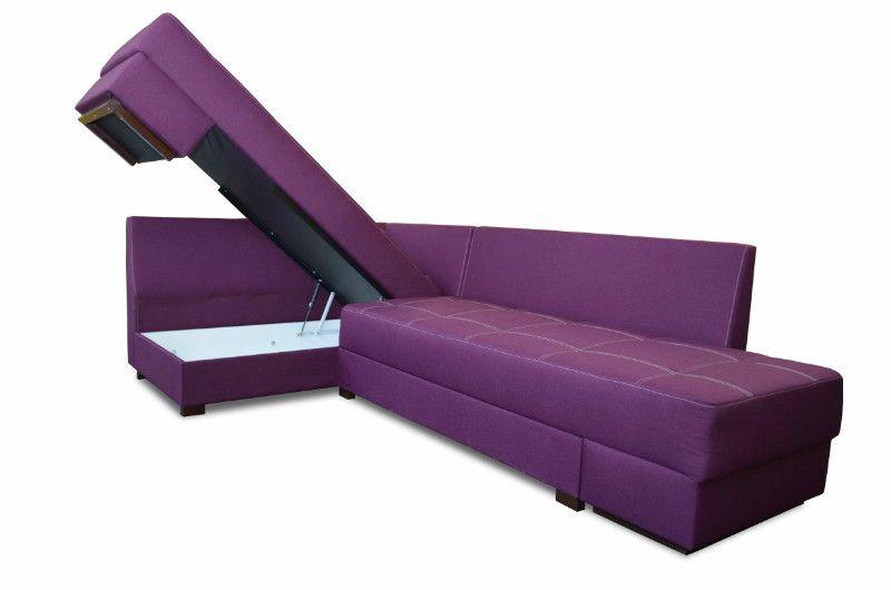 Угловой диван-кровать Fortuna (Фортуна) спальное место 1,6