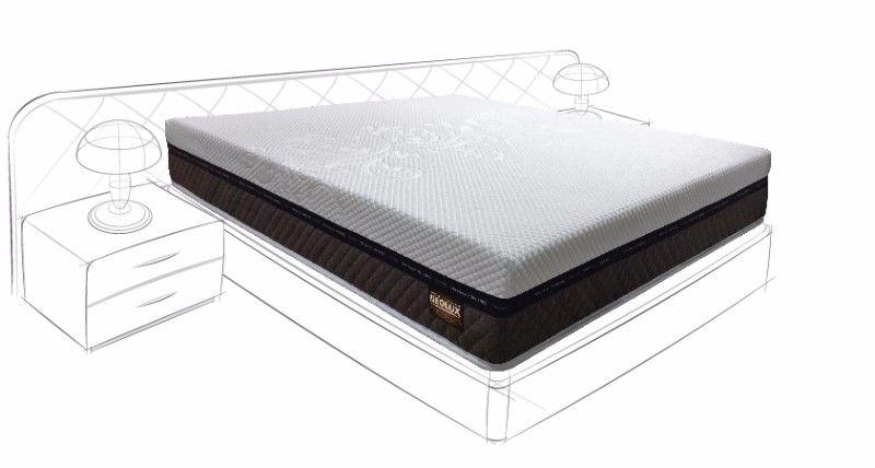 Беспружинный матрас Neolux Laconica Foam (Лаконика Фоам)