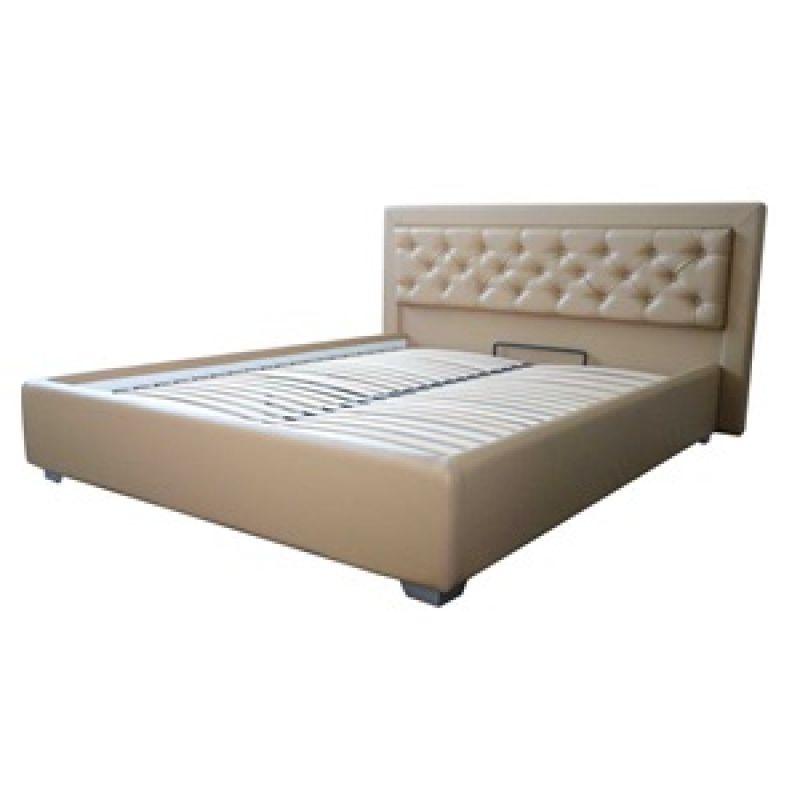 """Двуспальная кровать """"Аполлон"""" без подьемного механизма 180*200"""