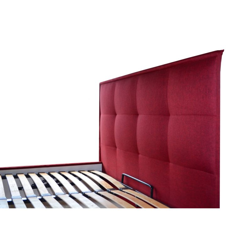 """Двуспальная кровать """"Квадро"""" с подъемным механизмом 180*200"""