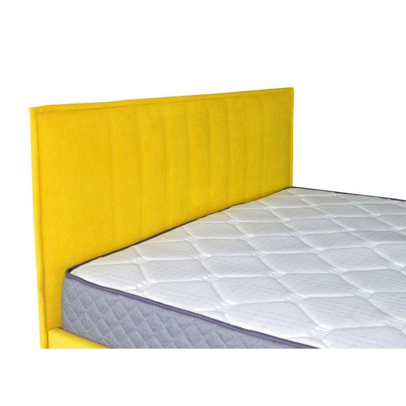 """Двуспальная кровать """"Стрипс"""" с подъемным механизмом 180*200"""