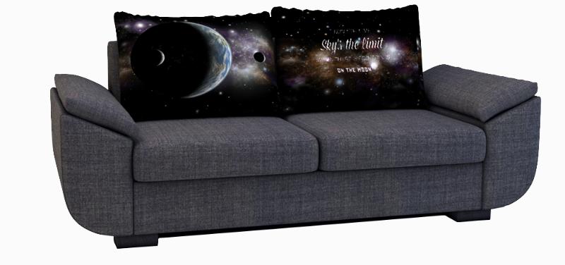 Текстильный купон Galactic, 2C Collection