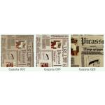 Велюр Белла Газета (Bella Gazeta), ширина 143 см