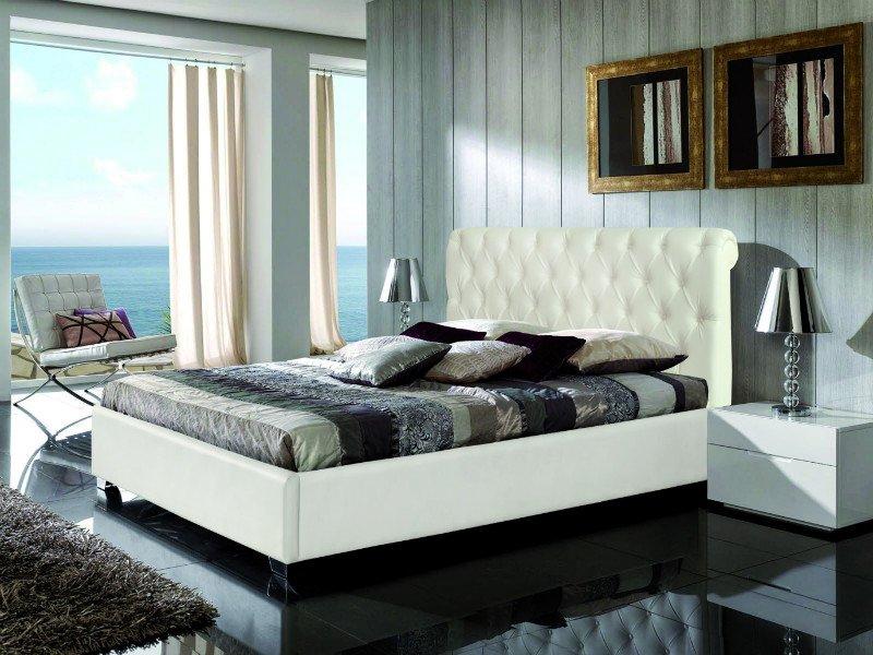 """Двуспальная кровать """"Классик"""" без подьемного механизма 180*200"""
