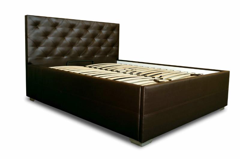 """Односпальная кровать """"Калипсо"""" с подъемным механизмом 90*200"""