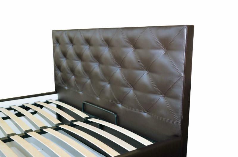 """Двуспальная кровать """"Калипсо"""" без подьемного механизма 160*200"""