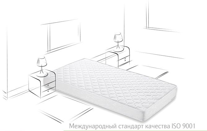 Беспружинный матрас Neolux Neoflex зима-лето (Неофлекс зима-лето)