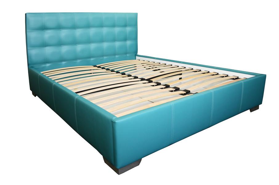 """Двуспальная кровать """"Гера"""" без подьемного механизма 160*200"""