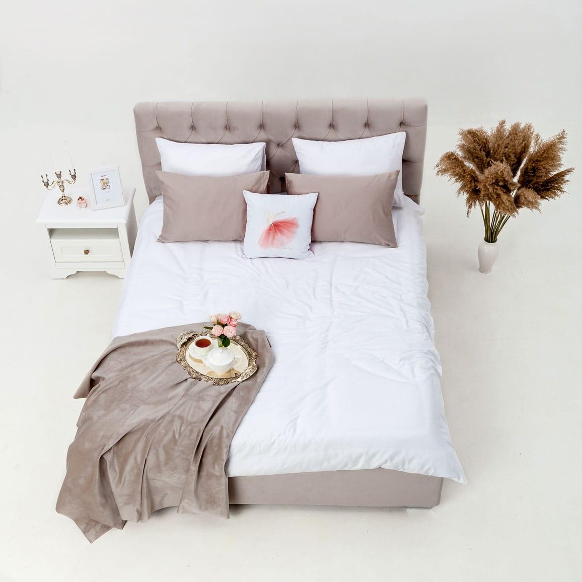 """Полуторная кровать """"Борно"""" с подъемным механизмом 120*200"""