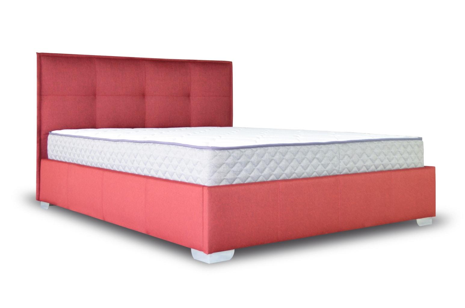 """Односпальная кровать """"Квадро"""" с подъемным механизмом 90*200"""