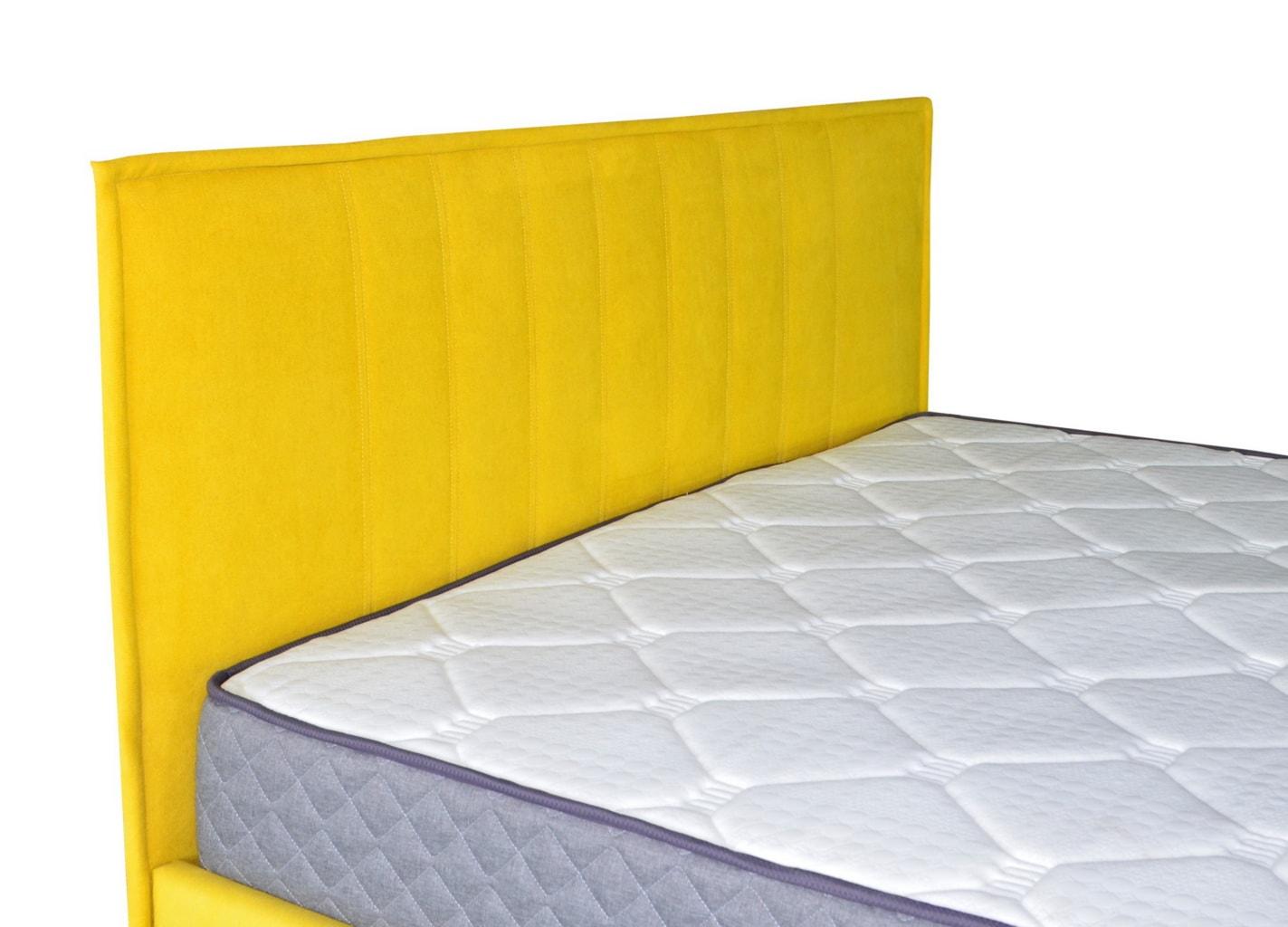"""Полуторная кровать """"Стрипс"""" с подъемным механизмом 120*200"""