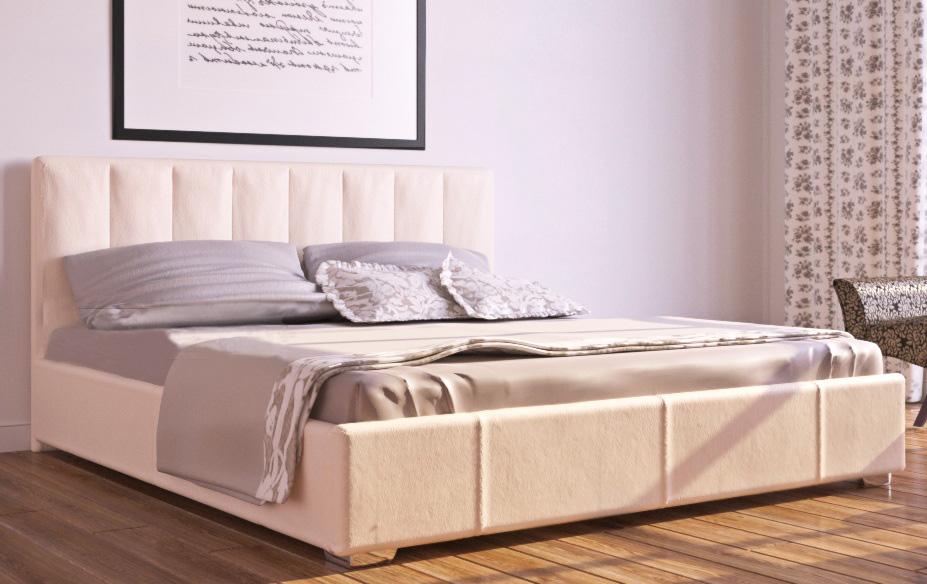 """Двуспальная кровать """"Бест"""" с подъемным механизмом 180*200"""