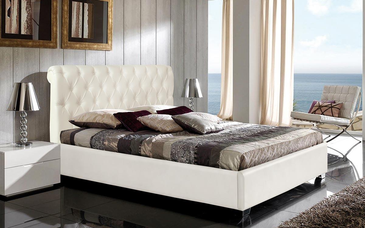 """Полуторная кровать """"Классик"""" без подьемного механизма 140*200"""