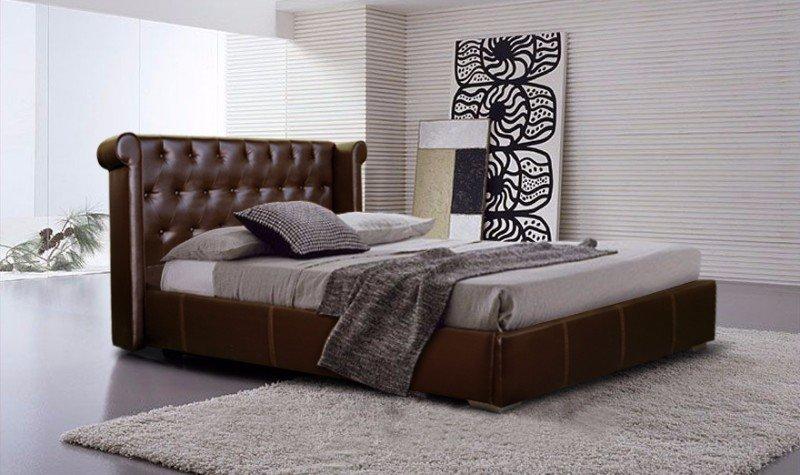 """Полуторная кровать """"Глора"""" без подъемного механизма 120*200"""