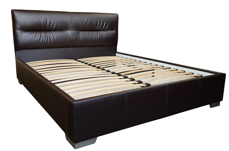 """Полуторная кровать """"Камелия"""" без подьемного механизма 120*200"""