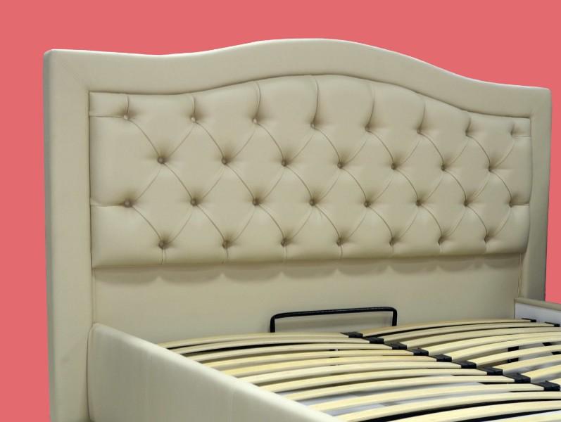 """Двуспальная кровать """"Квин"""" с подъемным механизмом 160*200"""