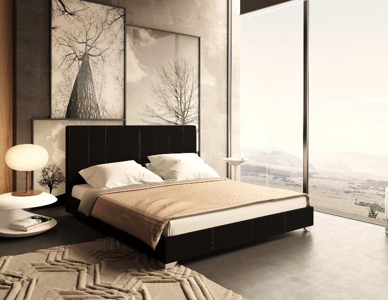"""Полуторная кровать """"Бест"""" без подьемного механизма 140*200"""