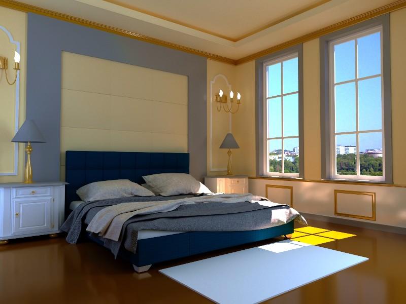 """Двуспальная кровать """"Гера"""" без подьемного механизма 200*200"""