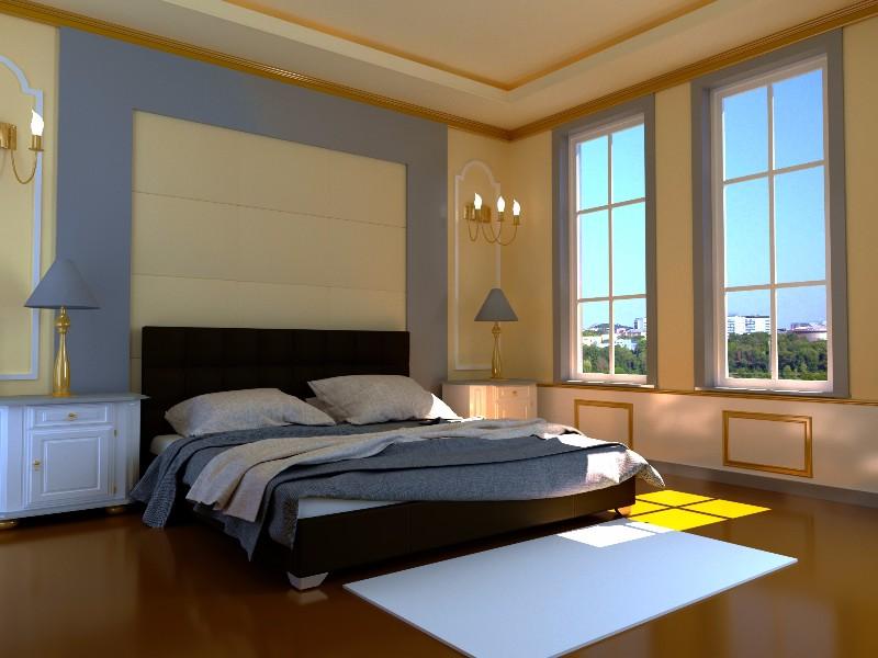 """Двуспальная кровать """"Гера"""" без подьемного механизма 180*200"""