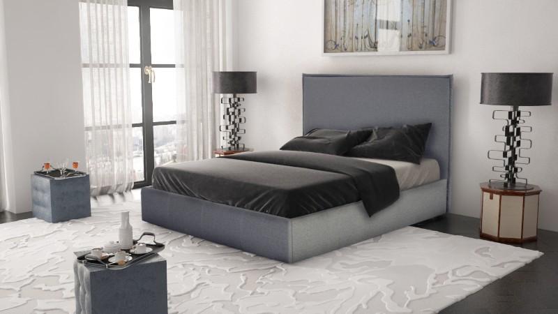 """Полуторная кровать """"Промо"""" без подъемного механизма 120*200"""