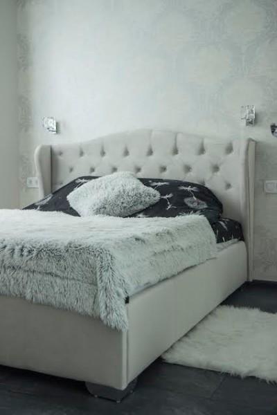 """Односпальная кровать """"Ретро"""" без подьемного механизма 90*200"""