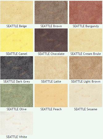 Искусственная кожа Seattle (Сиетл), ширина 140 см