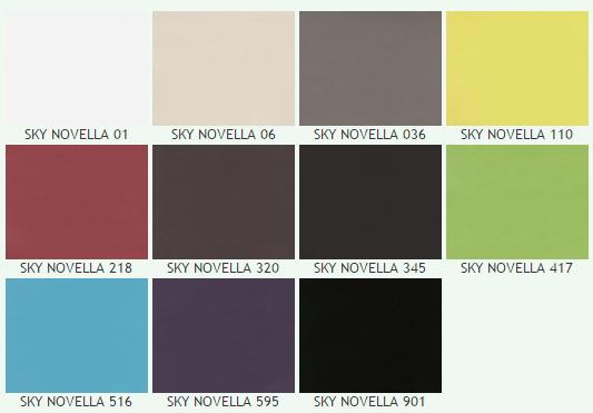 Искусственная кожа Скай Новелла (Sky Novella), ширина 140 см