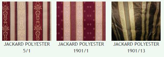 Жаккард Полиэстер (Jackard Polyester), ширина 140 см