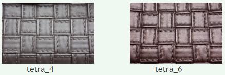 Искусственная кожа Тетра (Tetra), ширина 140 см
