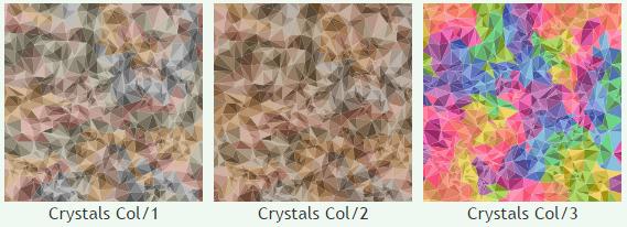 Рогожка Кристалс (Crystals), ширина 140 см