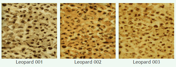 Велюр Белла Леопард (Bella Leopard), ширина 143 см