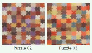 Скотчгард Канзас Пазл (Kansas Puzzle), ширина 140 см