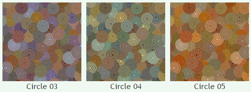 Рогожка Сиркл (Circle), ширина 140 см