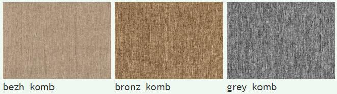 Флок на ткани Маура B, ширина 140 см